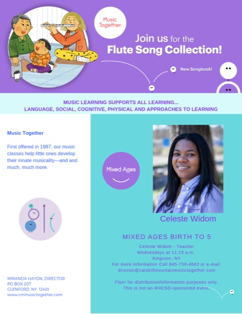 Music Together Flute Song collection