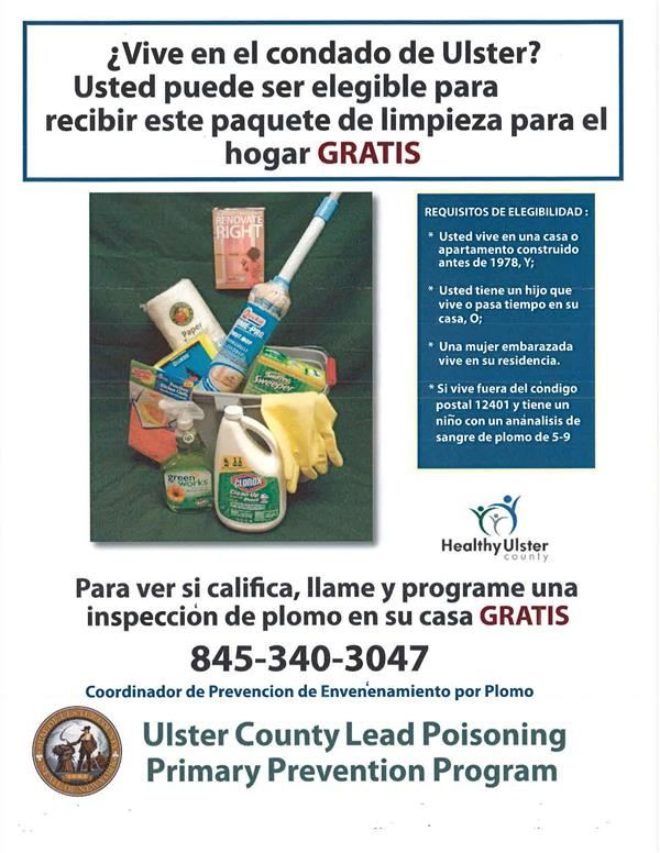 UC Lead Poisoning Prevention