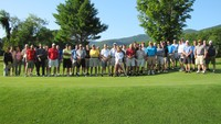 The Maintenance Open was success with 56 golfers participating at Blackhead Mountain Lodge.