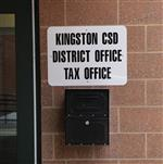 Tax Office Drop Box