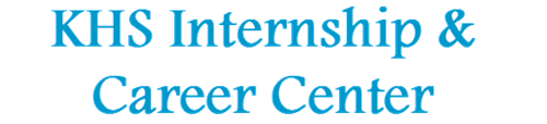 KHS Internship & Career Center