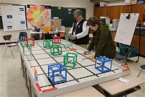 Setting up a Robotics field and elements
