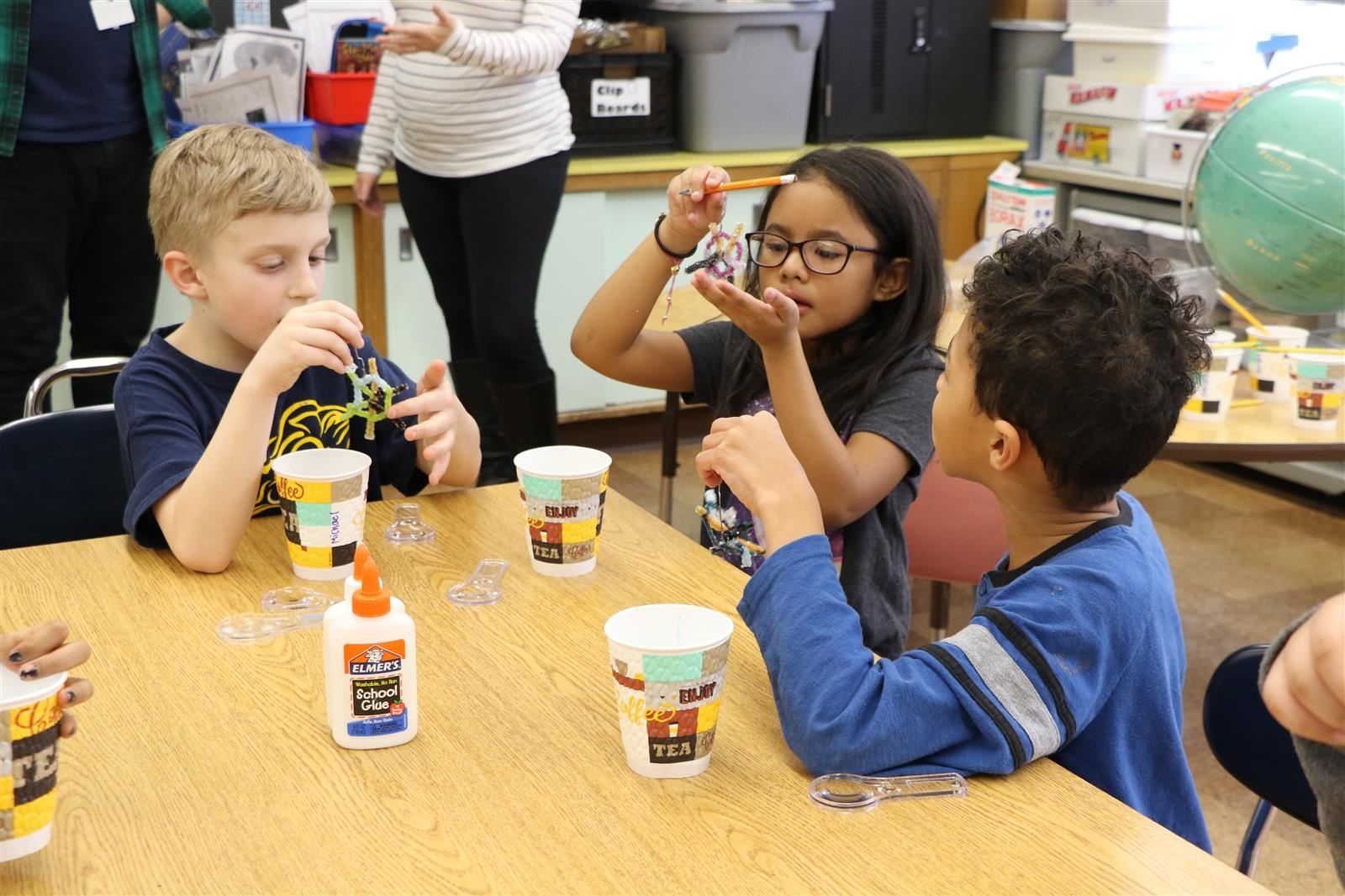 Classroom Highlight: Science Experiments at JFK