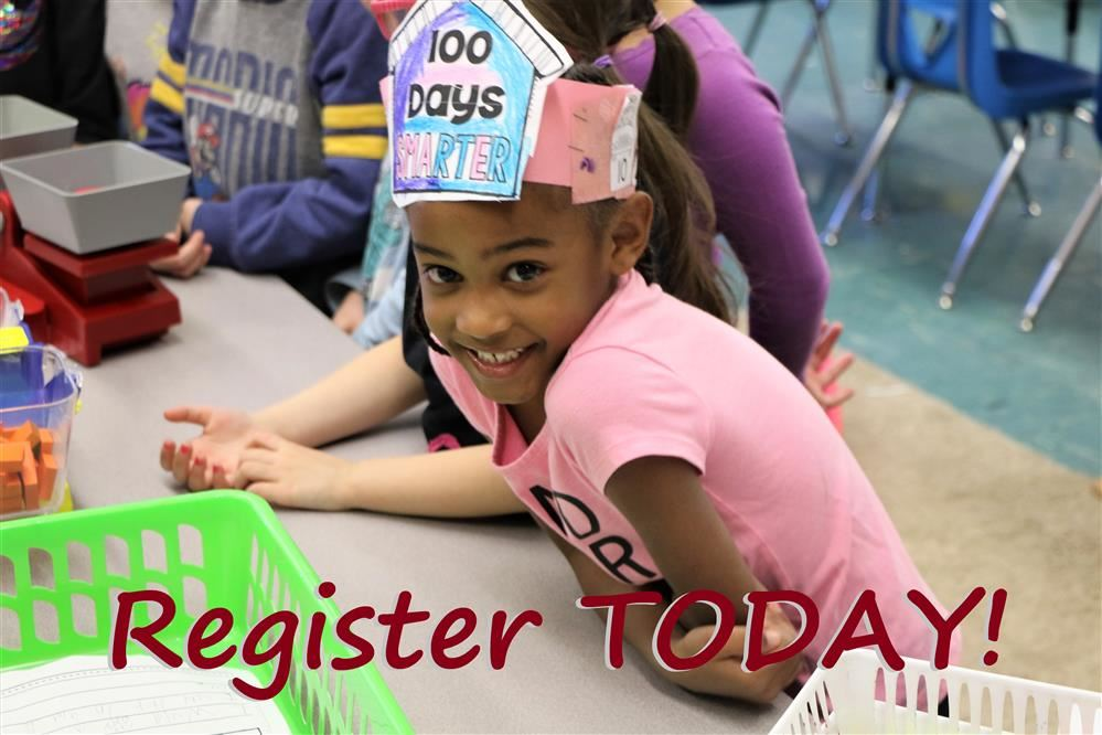 New Student Registration for 2020-21