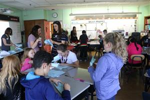 GSK activity in Mrs. Jankowski's class