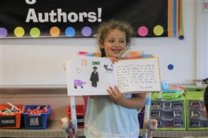 Ms. Stocker's Young Author