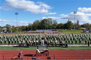 KHS Tiger Marching Band at Fanfare