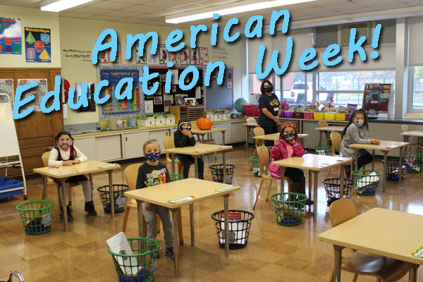 American Education Week 2020 - What Have You Learned?