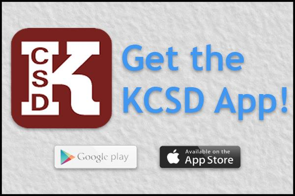 Download the KCSD App today!