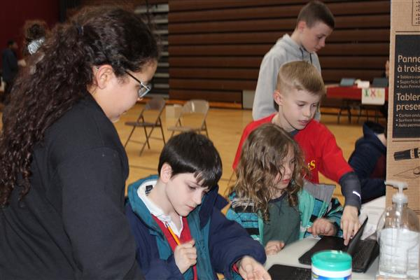 "M.C. Miller Middle School hosts ""Out of this World"" Science Night event!"