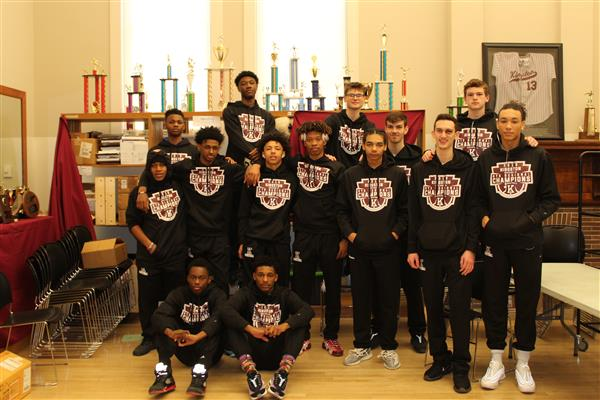 KHS Boys Varsity Basketball Team