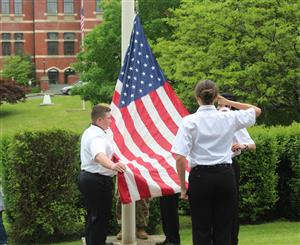 KHS Memorial Day Ceremony