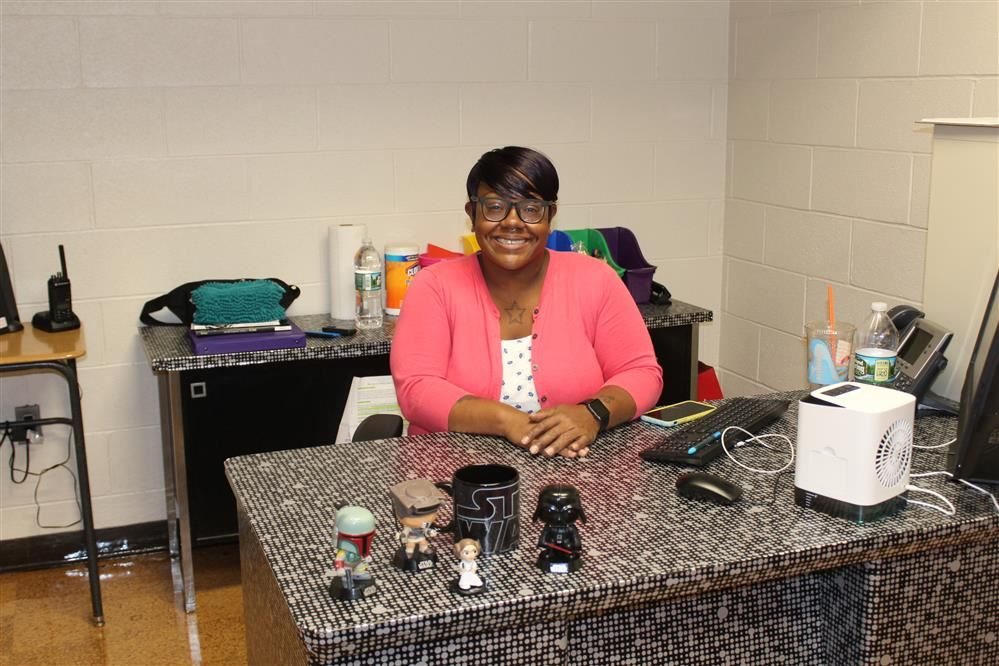 M.C. Miller Middle School Welcomes New Assistant Principal!