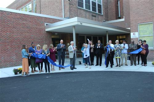 Meagher Ribbon Cutting Ceremony