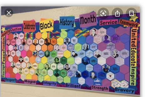 KCSD Students Celebrate Black History Month