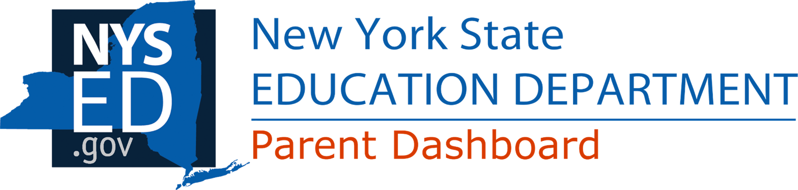 NYSED Parent Dashboard Logo