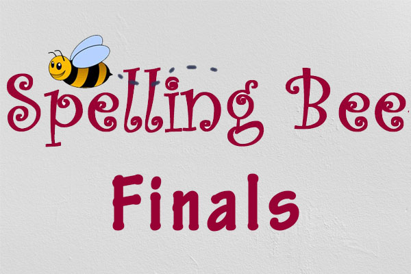 Annual Spelling Bee Finals on December 9th