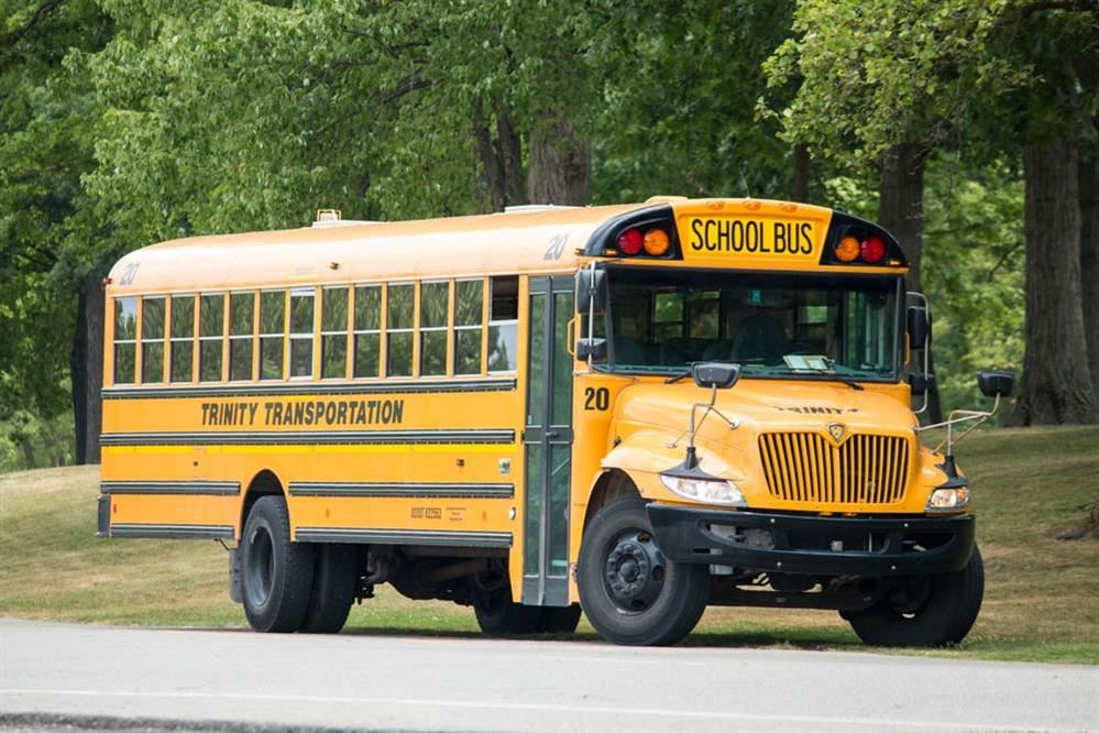 Summer School Bus Routes