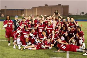 Varsity Lacrosse Section Champions